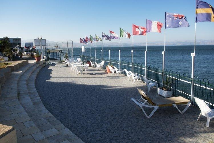 Ron Beach Hotel Tiberias 4